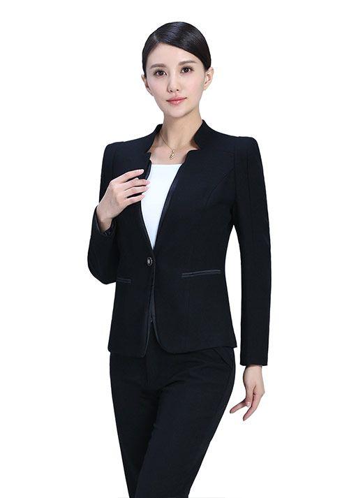 通勤的MM怎么穿黑色一步裙-【资讯】