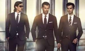 男士定制服装必须要注意什么?【资讯】
